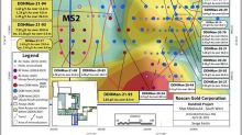 Roscan Gold Intersects 7.52gpt over 19m Including 21.28gpt over 5m at the Recently Discovered High-Grade Zone 150m West of Mankouke South