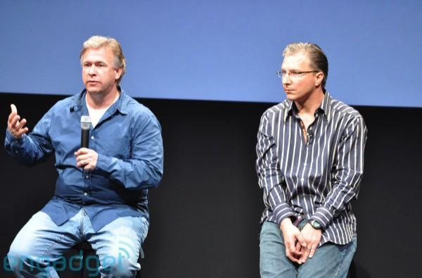 Live from Apple's iPhone OS 3.0 preview event
