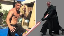 Darth Maul actor Ray Park responds to 'fat-shaming' trolls