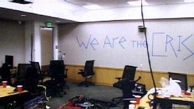 UCSC Faculty Protest Fines For Kerr Hall Occupation