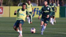 Ainda sem Luxemburgo, Palmeiras tem dia com treinos físicos e técnicos