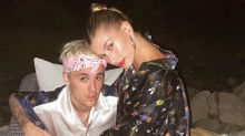 "Hailey Bieber Says Justin Had a ""Way Crazier Famous"" Childhood Than She Did"