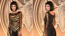 Halloween Fashion Battle: Emily Ratajkowski vs. Karrueche Tran als sexy Cleopatras