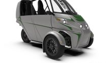 Arcimoto begins selling 'flagship' EV at $19,900