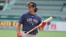 Red Sox shut Andrew Benintendi down for rest of 2020 season