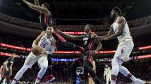 76ers complete dominant series win over Heat as 'The Process' stays ahead of schedule