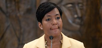 Atlanta mayor explains why she won't seek reelection