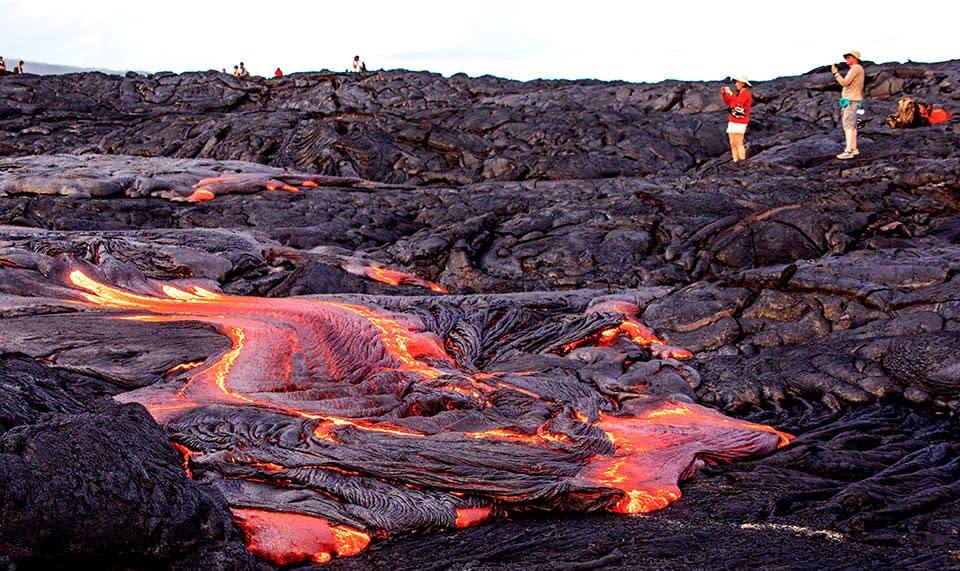 вулканическая лава фотографии ожидал увидеть салон