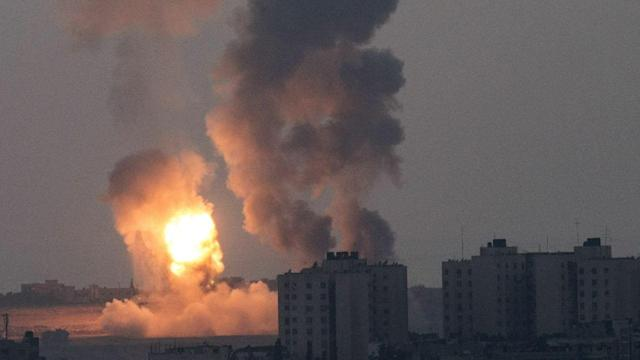 How the U.S. views escalating Gaza Strip conflict