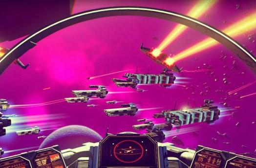 It takes billions of years to see all of No Man's Sky