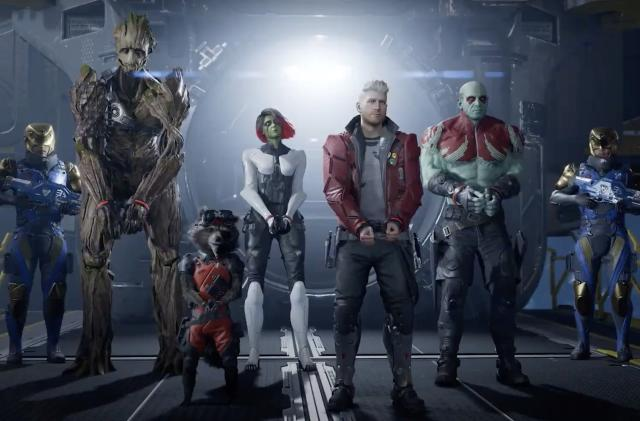 'Guardians of the Galaxy' hits Xbox, PlayStation and PC on October 26th