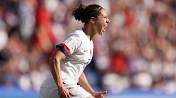 The Carli Lloyd problem is a good one for U.S.
