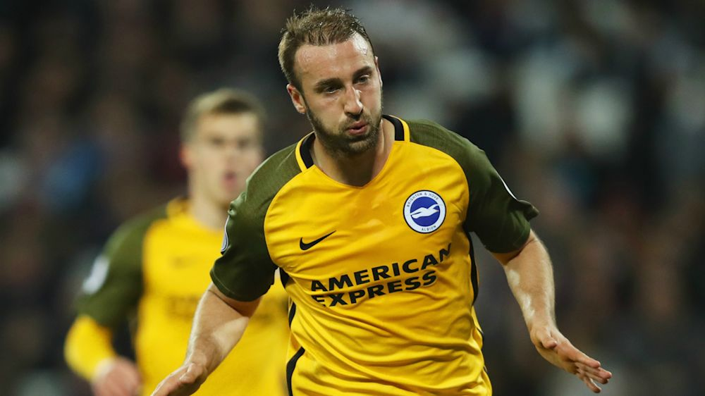 West Ham 0 Brighton and Hove Albion 3: Murray double piles pressure back on Bilic