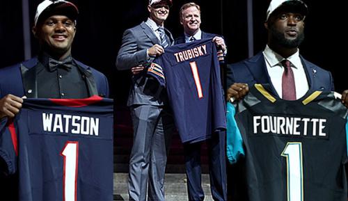 NFL: Draft-Grades: Steals, Quarterbacks, große Fragezeichen
