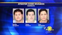 Four arrested after Atwater home invasion