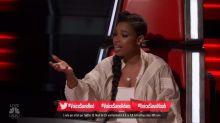 Jennifer Hudson left out of 'Voice' finale after surprising cuts