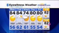 Justin's Monday Afternoon Forecast: May 4, 2015