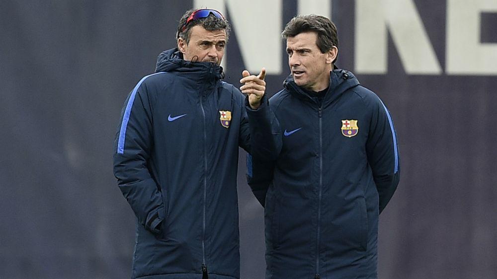 Barca-Stars wollen Unzue als Cheftrainer