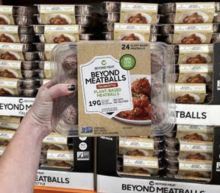 Costco will now sell giant packages of Beyond Meat meatballs in new deal