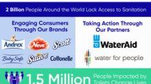 "Kimberly-Clark's Signature Sanitation Program ""Toilets Change Lives"" Celebrates Five Years"