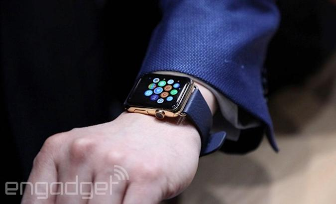 Apple killed off its super expensive gold Edition watches