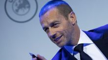 AP Interview: UEFA to explore retaining single-leg games