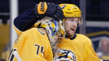 Richardson scores go-ahead goal as Preds beat Columbus 5-2