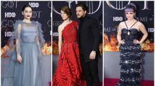 'Juego de Tronos': la 'premiere' de la octava temporada reúne a sus estrellas