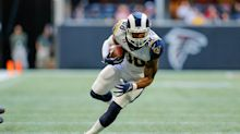 Week 8 fantasy football FLEX rankings: Tastiest of matchups on tap for Gurley