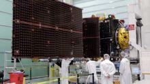 EchoStar drops $3.2 billion bid for British rival Inmarsat