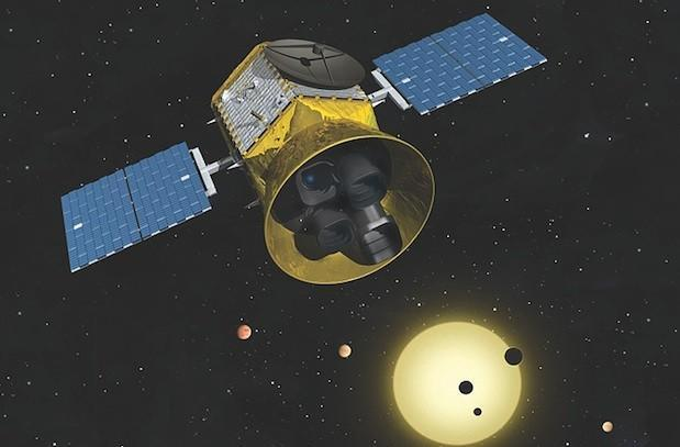NASA gives planet-hunting TESS space telescope go-ahead for 2017 launch