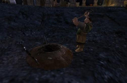 The Road to Mordor: Treasure hunting!