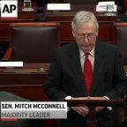 As impeachment trial starts, senator-jurors running for president get creative