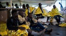 Vermutlich mehr als 170 Flüchtlinge im Mittelmeer ertrunken