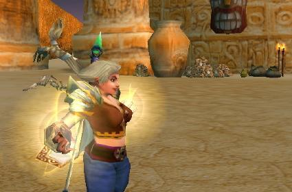 Around Azeroth: It's all in the braids