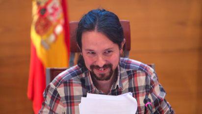 Regresa Iglesias, la última bala de Podemos