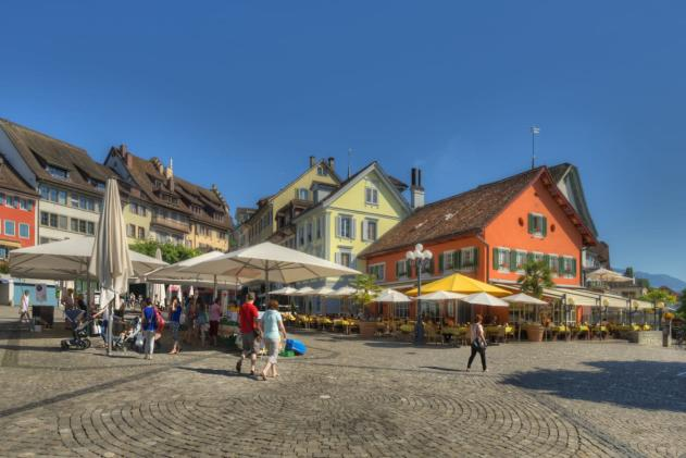 Bitcoin will pay for public services in a small Swiss town