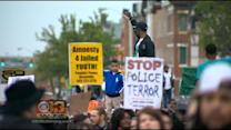 """Neighborhood """"Rejoicing"""" After Officers Face Charges In Freddie Gray Death"""