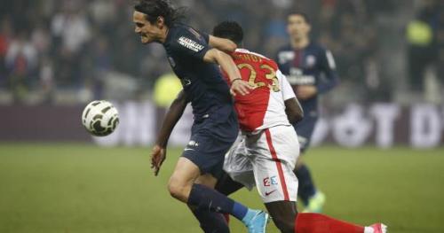 Foot - C.Ligue - PSG - PSG : Edinson Cavani détrône Pauleta