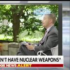 Sen. Scott: President Trump is doing the right thing on Iran. I hope they do, too