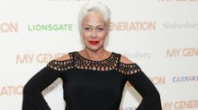 'I don't feel anything': Denise Welch praised by celebrities and fans for brave tear-filled videos of her depressive episode