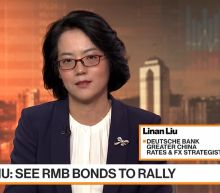 China Government Bonds Favored, Deutsche Bank's Liu Says