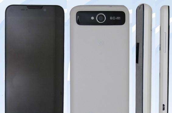 ZTE Grand S gets a fat sister: a V987 with 5-inch 720p display, 1.2GHz quad-core chip