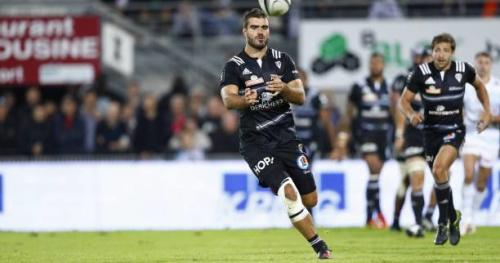 Rugby - Top 14 - CAB - Avec Germain à l'arrière face à Bordeaux