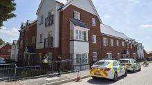 Novichok patient no longer critical: UK hospital