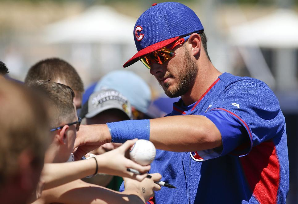 Closing Time: Happy Kris Bryant Day