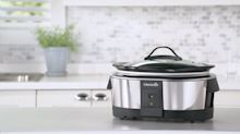 Just Ask Alexa: The Crockpot® Brand Continues to Make Slow Cooking Easy with the launch of the Alexa-Compatible Crockpot® Programmable Slow Cooker