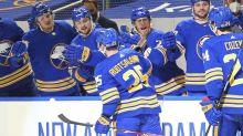Reinhart scores twice in Sabres' 4-2 win over Penguins