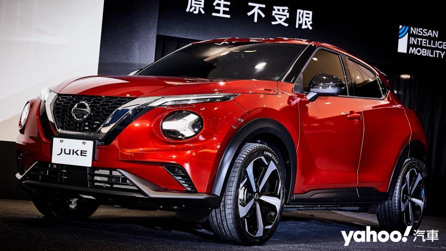 貫徹怪奇本色!Nissan大改款Juke正式發表86.9萬起! - 1