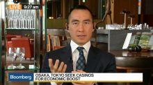 Melco's Ho Says He's Seeking Partnerships for Japan IR Bids